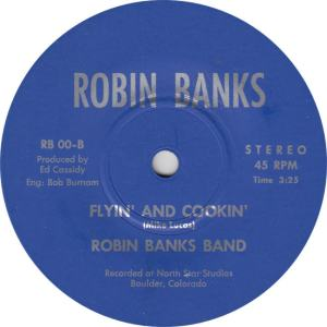 BANKS ROBIN - RB 00 - D