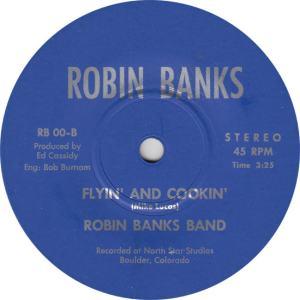 BANKS ROBIN - RB 00 - D