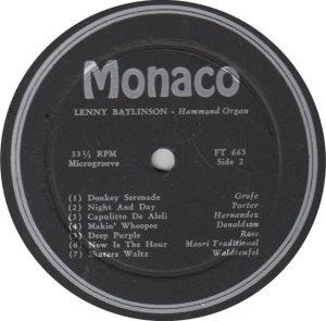 BAYLINSON - MONACO 665_0001
