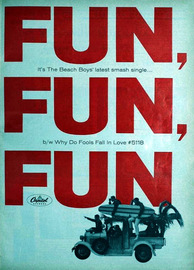 Beach Boys - 02-64 - Fun Fun Fun