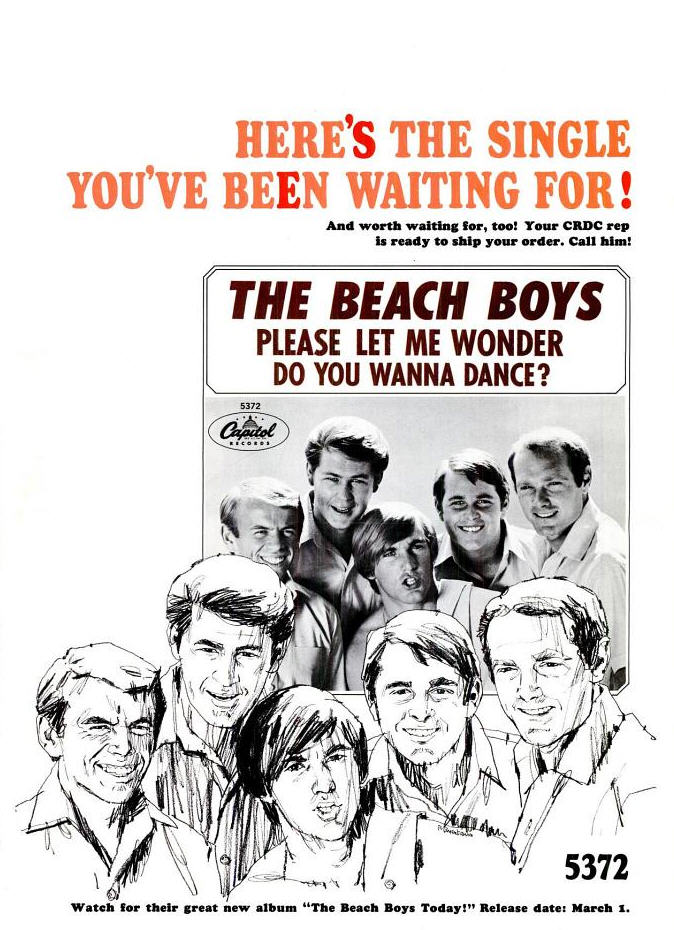 Beach Boys - 02-65 - Please Let Me Wonder