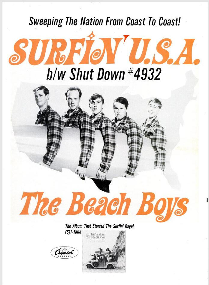Beach Boys - 04-63 - Surfin USA