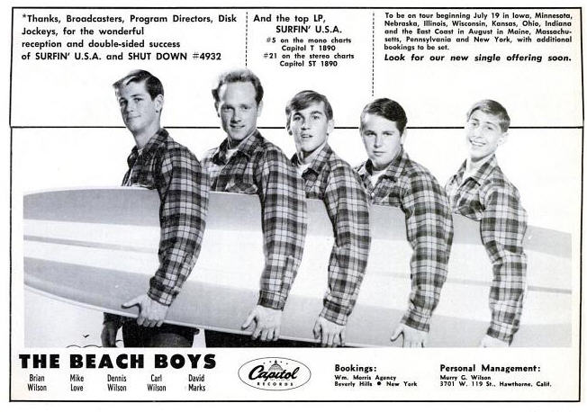 Beach Boys - 06-63 - Thanks Broadcasters