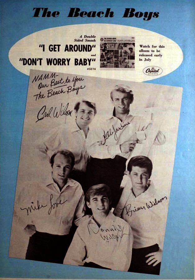 Beach Boys - 07-64 - I Get Around