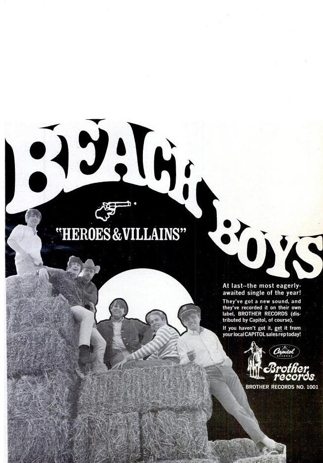 Beach Boys - 07-67 - Heroes & Villains