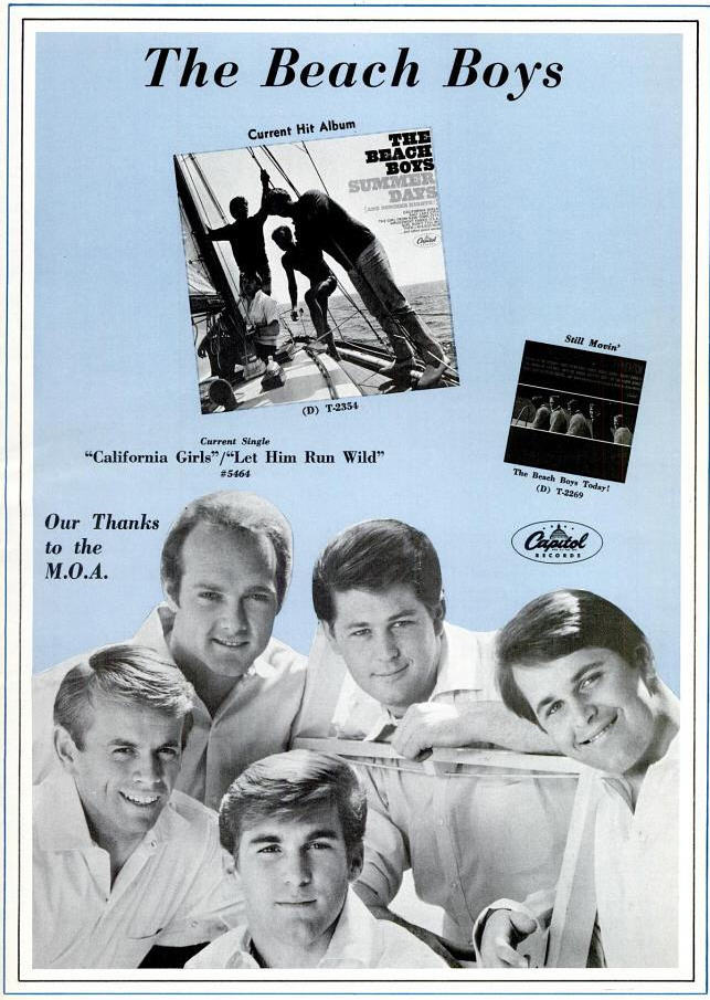 Beach Boys - 09-65 - California Girls