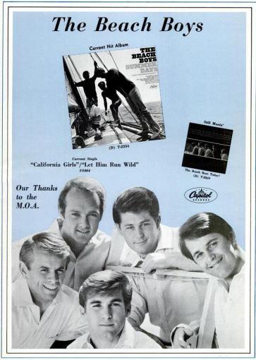 Beach Boys - 09-65 - California Girls