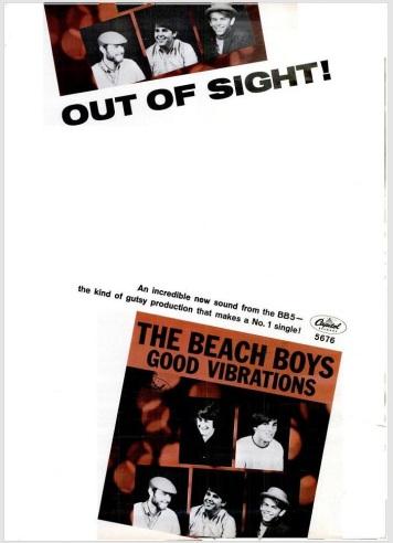 Beach Boys - 10-66 - Good Vibrations