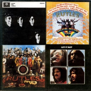 BEAT GOOF - RUTLES A