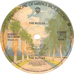 BEAT GOOF - RUTLES C