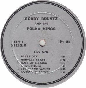 BRUNTZ BOBBY - BB 9 - RA