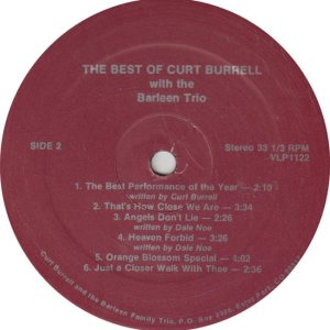 BURRELL CURT - RAINBOW 1122_0001