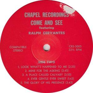 CERVANTES - CHAPEL 5005 R_0001