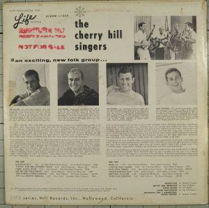CHERRY HILL SINGERS B