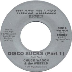 CHUCK WAGON DISCO A