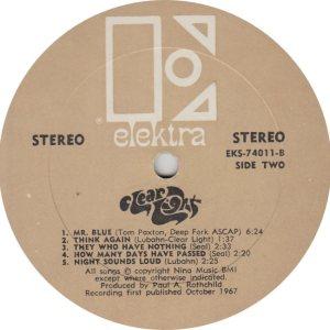 CLEAR LIGHT - ELEKTRA 74011 R_0001