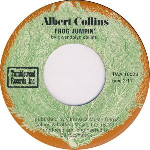 COLLINS ALBERT - TUMBLEWEED 1002 D