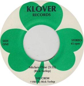 CREW - KLOVER 1