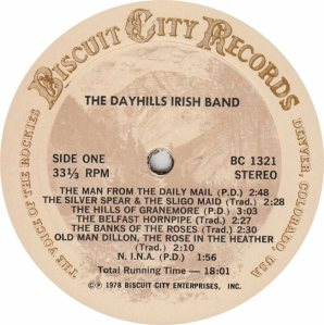DAYHILLS - BISCUIT 1321 - RA