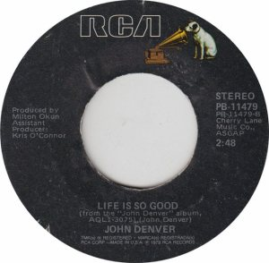 DENVER JOHN - RCA 11479 - NEW 78 RA