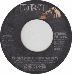 DENVER JOHN - RCA 13642 - NEW RA