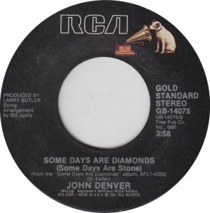 DENVER JOHN - RCA 14075 - NEW 81 A