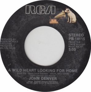 DENVER JOHN - RCA 14115 - ADD B