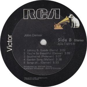 DENVER JOHN - RCA 3075 - RAa (2)