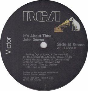 DENVER JOHN - RCA 4683 - RAM (4)