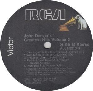 DENVER JOHN - RCA 5313 - R_0001