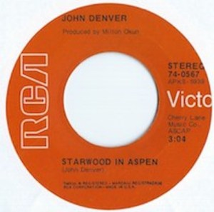 DENVER JOHN - RCA 567 b
