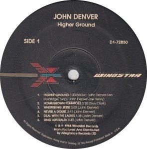 DENVER JOHN - WINDSTAR 72850 A (1)