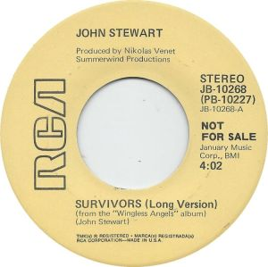 DENVER & STEWART SURVIVORS C