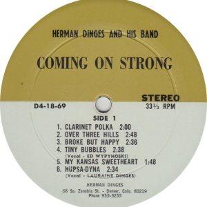 DINGES HERMAN - VAB 69 A