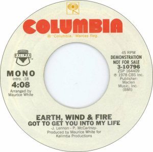 earth-wind-and-fire-got-to-get-you-into-my-life-columbia DJ