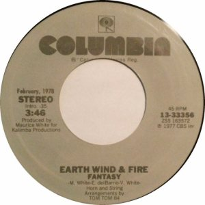 earth-wind-and-fire-serpentine-fire-vocal-version-columbia-hall-of-fame 1979 B