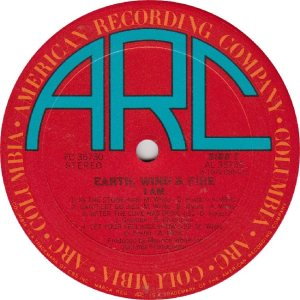 EARTH WIND FIRE ARC 35730 - RA