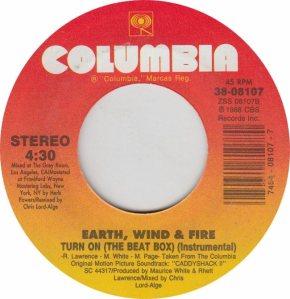 EARTH WIND & FIRE - COLUMBIA 8107_0001
