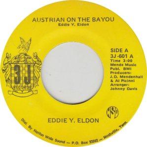 ELDON EDDIE Y - 3J 601 A