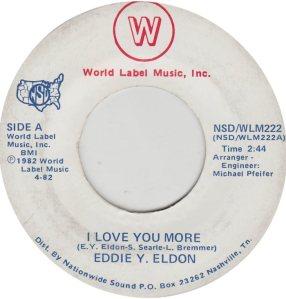 ELDON EDDIE Y - NSD 222