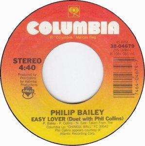 EWF BAILEY COL 4679 - 11-84 C