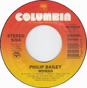 EWF BAILEY COL 4679 - 11-84 D