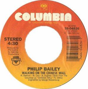 EWF BAILEY COL 4836 - 3-85 C