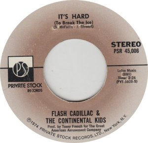 FLASH CADILLAC - PRIVATE STOCK 45006_0001