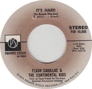 FLASH CADILLAC - PRIVATE STOCK 45006_0001