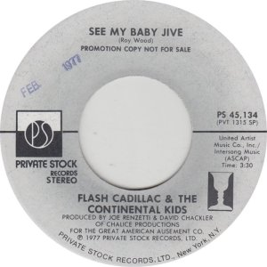 FLASH CADILLAC - PRIVATE STOCK 45134_0001