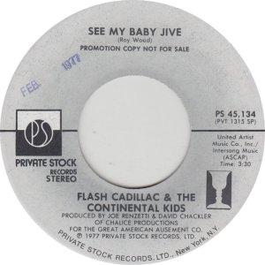 FLASH CADILLAC - PRIVATE STOCK 45134_0001