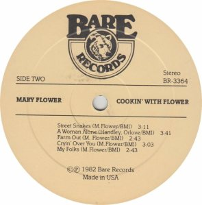 FLOWER MARY - BARE 3364 - RB