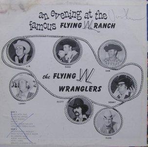 FLYING W WRANGLERS - FW 50 - RBB (2)