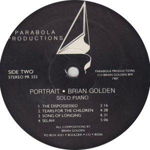 GOLDEN BRIAN - PARABOLA 333 R_0001